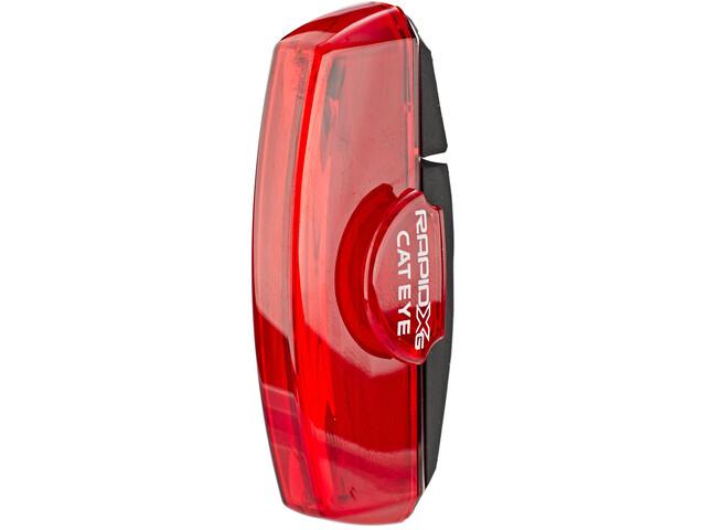 CatEye Rapid XG TL-LD 700G Achterlicht, black/red